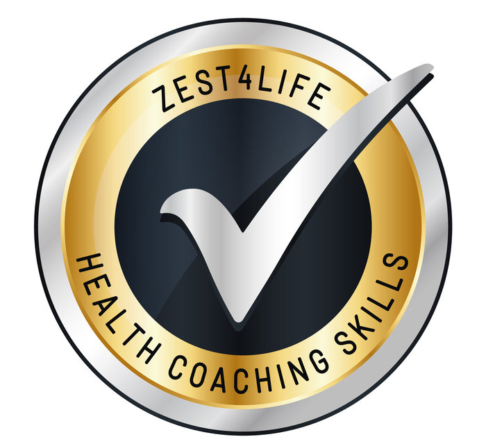 Zest Health Coaching Badge
